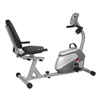Body Champ BRB852 Magnetic Recumbent Exercise Bike