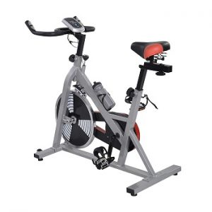 Goplus Exercise Bike Indoor Cycle Bike