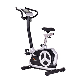 Goplus Upright Bike Magnetic Resistance Flywheel Exercise Bike