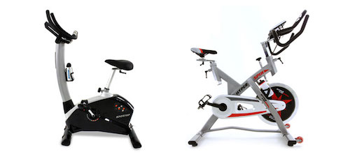 Upright Bike vs Spin Bike