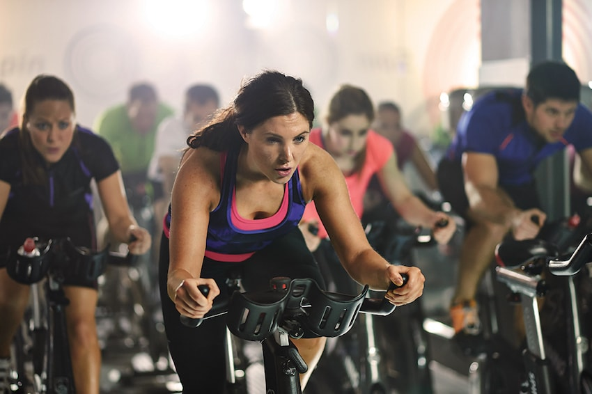 what is a Spinning Class