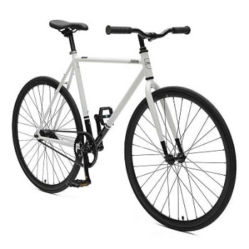 Critical Cycles Harper Coaster Fixie Style Single-Speed Commuter Bike