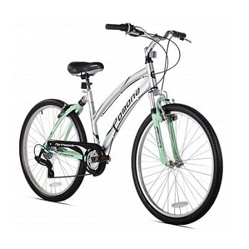 Northwoods Pomona Women's Dual-Suspension Comfort Bike