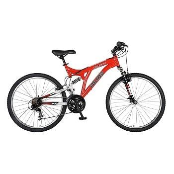 Polaris Ranger M.0 26 Full Suspension Bicycle