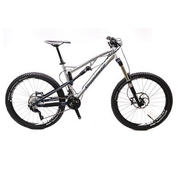 "Steppenwolf Tryton LTD Pro 26"" S 16.5"" Full Suspension All Mountain Bike"