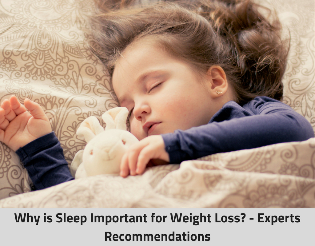Why is Sleep important for Weight Loss - Experts Recommendations