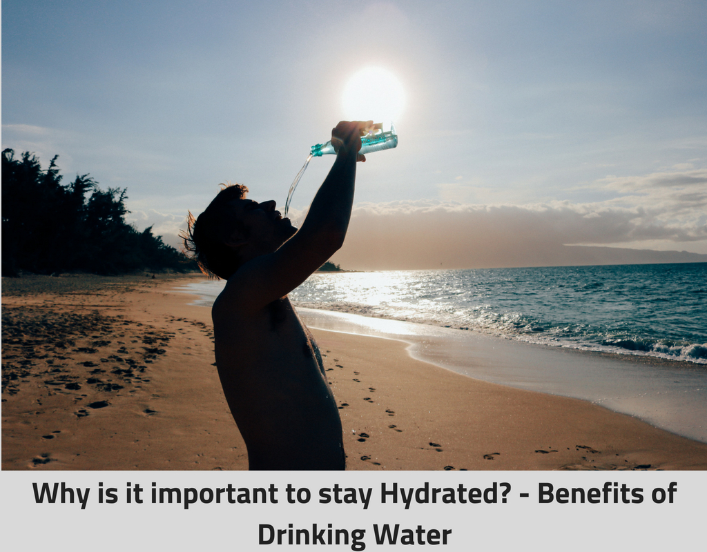 Why is it important to stay Hydrated_ - Benefits of Drinking Water