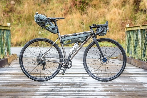 Adventure Bike & Gravel Bike
