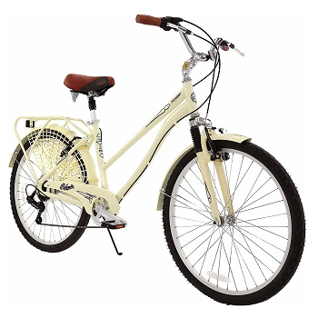 Columbia Archer Deluxe, 26-Inch Women's Retro Hybrid Bicycle