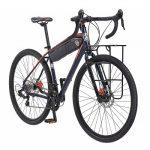 Mongoose Men's Elroy Adventure Bike 700C Wheel Bicycle
