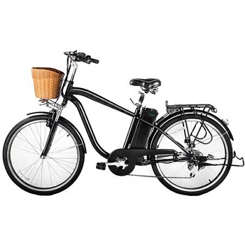 NAKTO/SPARK 26'' City Electric Bicycle Ebike